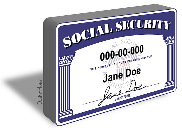 Your Medicare Number is Your Social Security Number